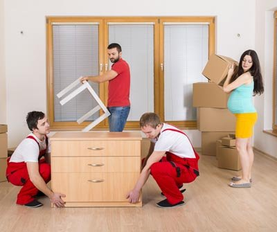 Should I help my moving team?