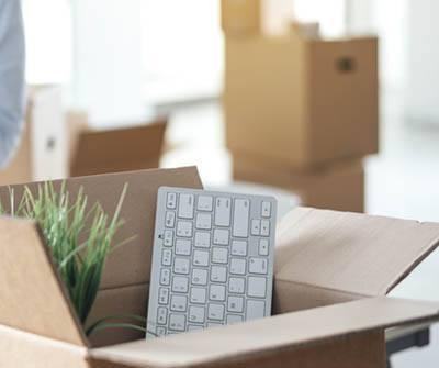 How to move home office?