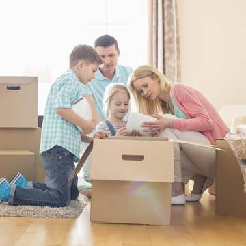 Moving services for individuals